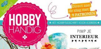 HobbyHandig 190 is uit
