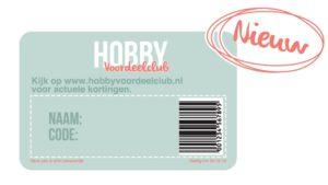 Hobbyvoordeelclub