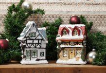 Kerstsprookje in keramiek