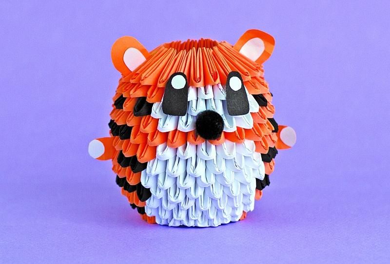 Origami kunst