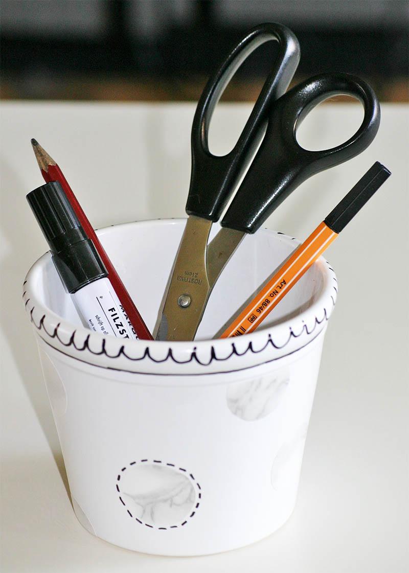 Van plantenpot tot pennenbak