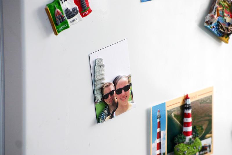 Onwijs Zelfgemaakte 3D vakantie koelkastmagneet - HobbyHandig PU-99