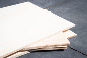 Planken voor placemat