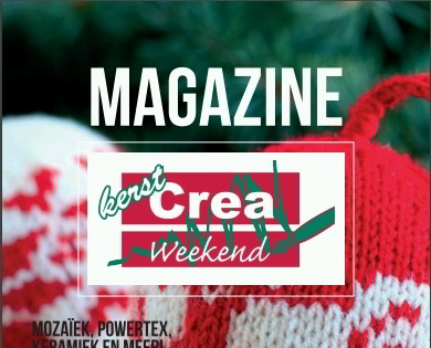 kerst crea weekend