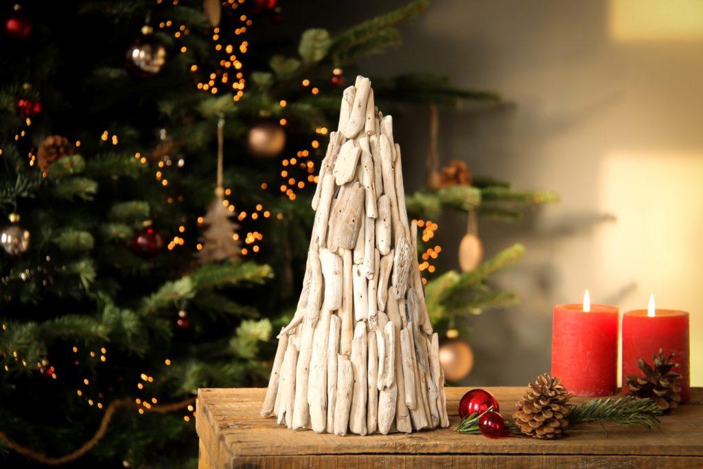 diy kerstboom sloophout