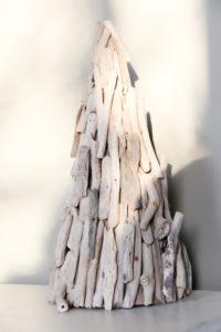kerstboompje sloophout DIY