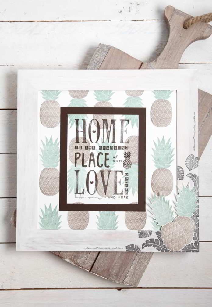 home deco letters