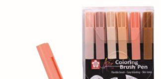 brushpennen