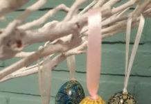 zen-art op een ei