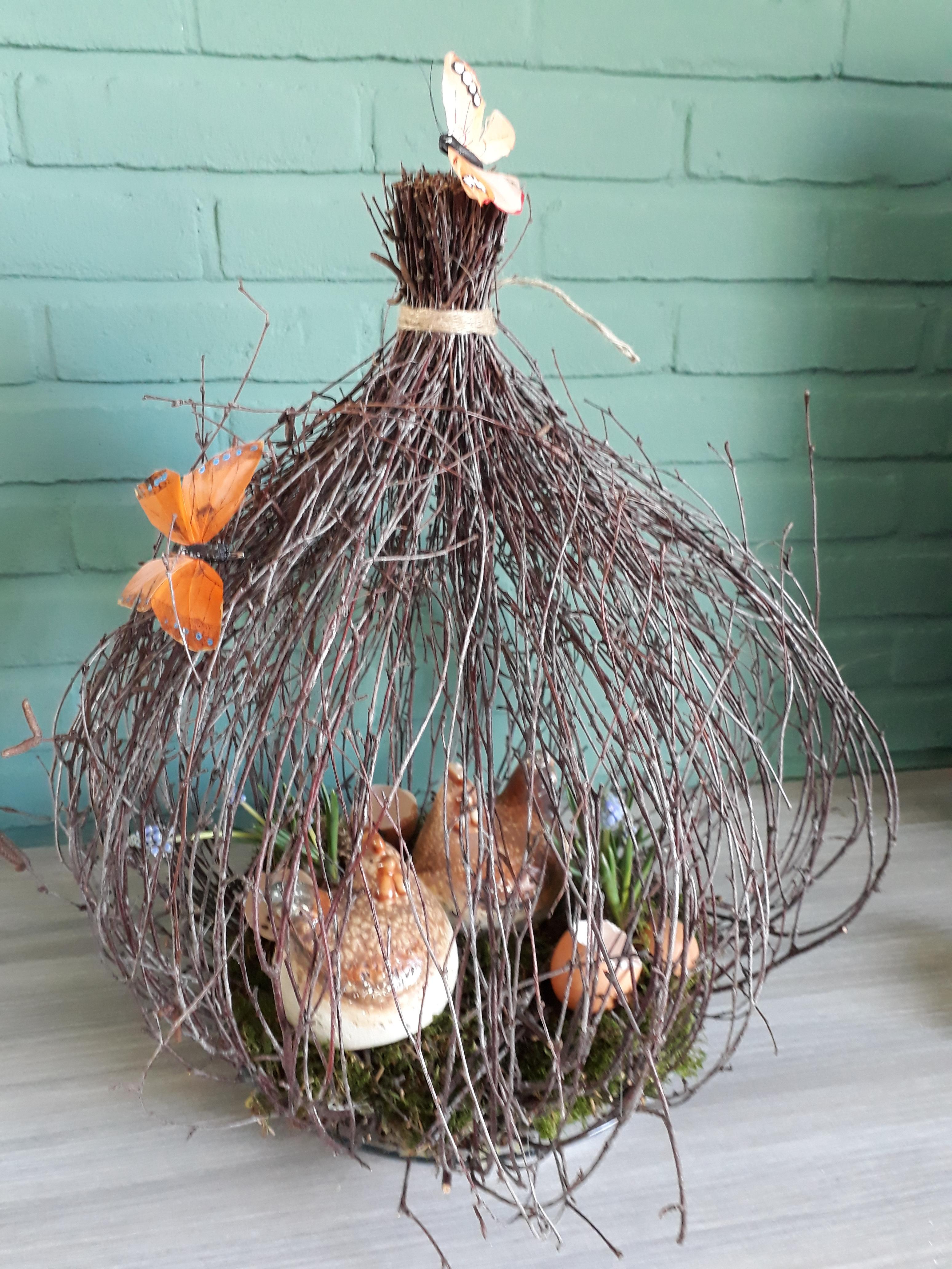 kip in nest
