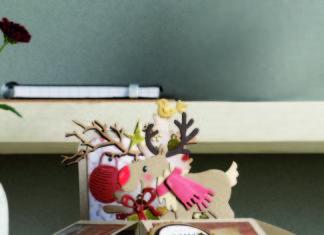 Coole kerstkaarten