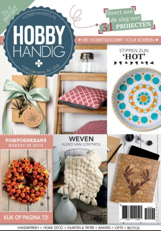 HobbyHandig 209 cover