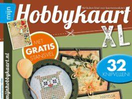 Cover Mijn Hobbykaart 82