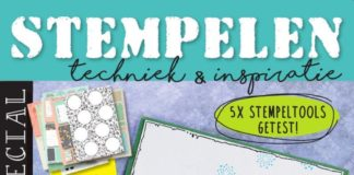 Cover Cards & Scrap 35 - Stempelen
