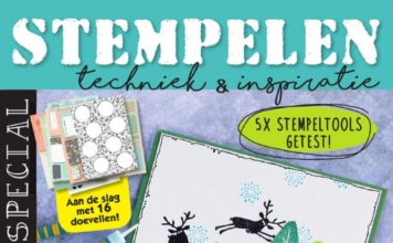 Cover Cards & Scrap 35 - Stempelen