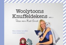 Woolytoons knuffeldekens boek