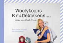 Woolytoons knuffeldekens boek