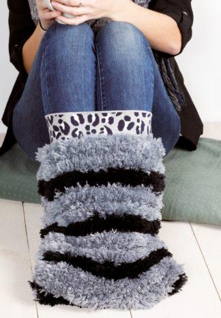 Warme voetenzak