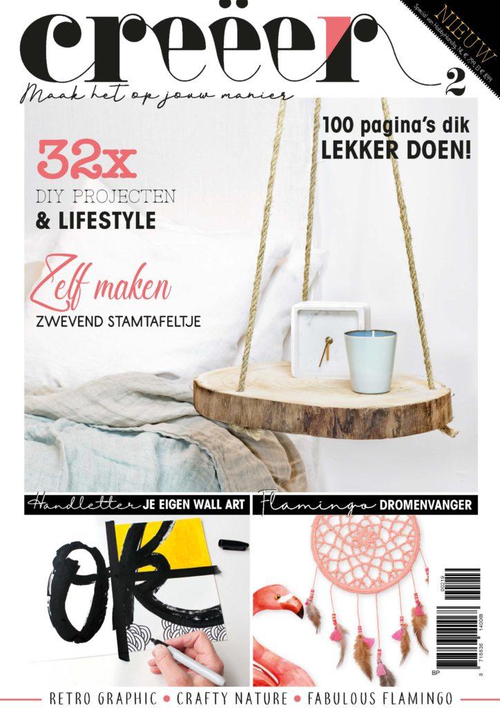 Creëer Magazine Voorjaarseditie