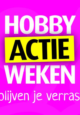 Hobby actie weken