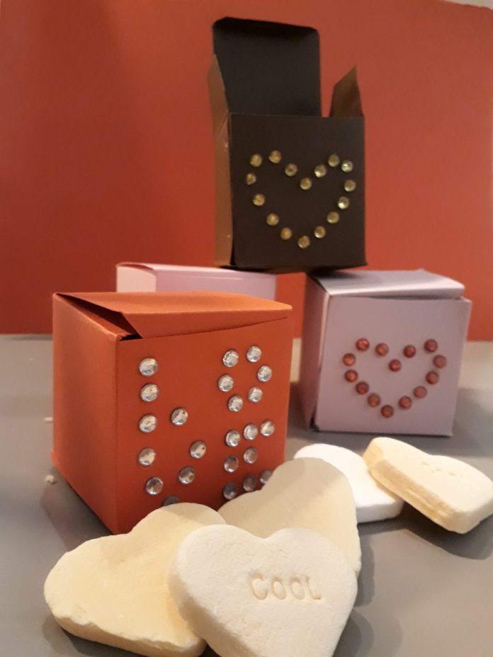 valentijn doosje