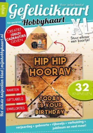 Cover Mijn Hobbykaart XL 91
