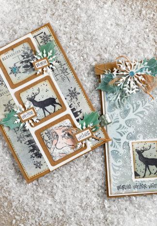 Winterse kaarten