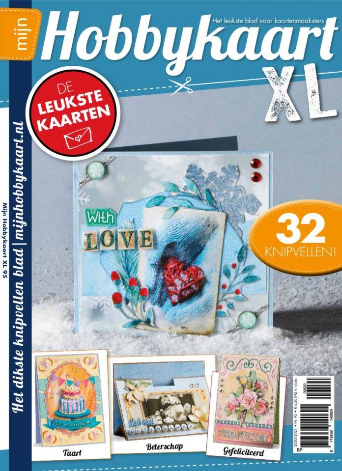 Mijn Hobbykaart 95 winter