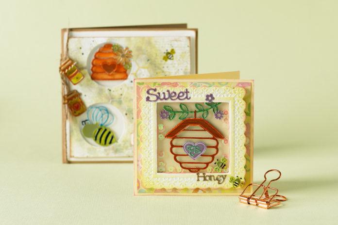 Window colour cards