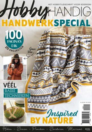 Cover HobbyHandig 231 Handwerkspecial